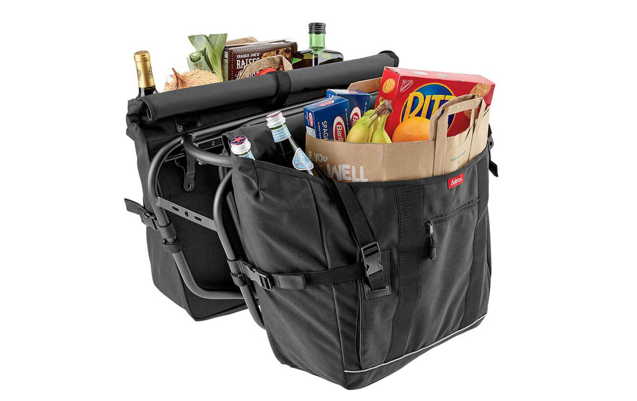 Benno Utility Pannier Bag, Benno Utility Pannier Bag