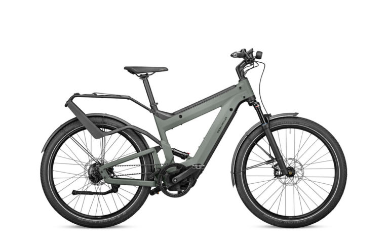 Riese & Muller Superdelite GT Rohloff Tundra Grey Matt for sale - Propel eBikes