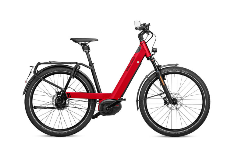 Riese & Muller Nevo GT rohloff HS dynamic red metallic