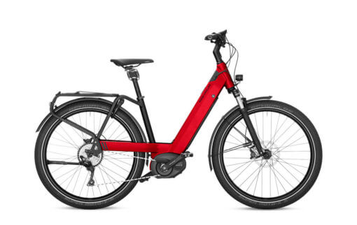 Riese & Muller Nevo GT Touring Dynamic Red Metallic for sale - Propel eBikes