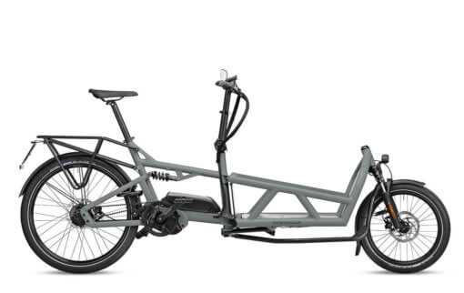 Riese & Muller Load 60 Rohloff HS Tundra Grey Matt for sale - Propel E-Bikes