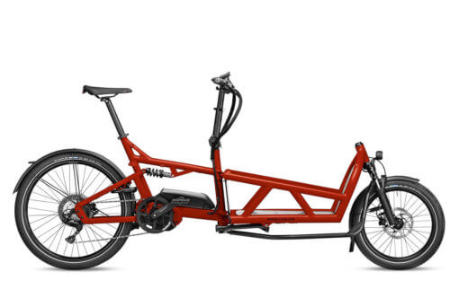 Riese & Muller Load 60 Touring Sunset for sale - Propel E-Bikes