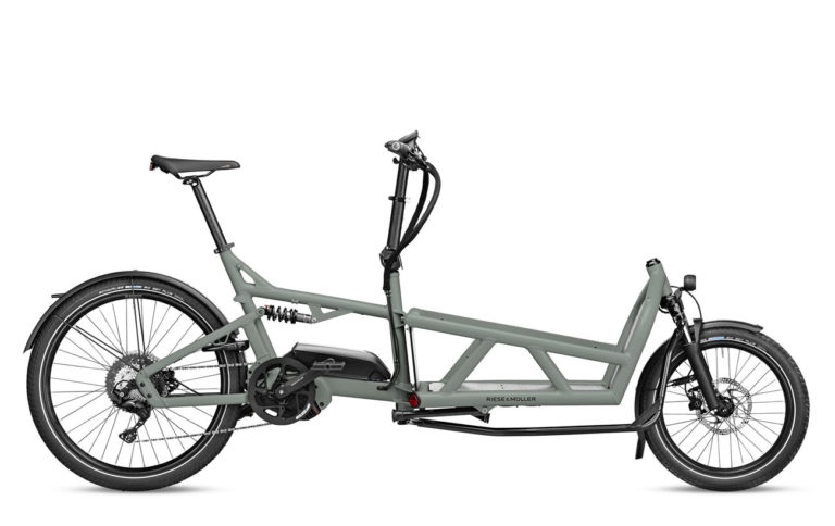 Riese & Muller Load 60 Touring HS Tundra Grey Matt for sale - Propel E-Bikes