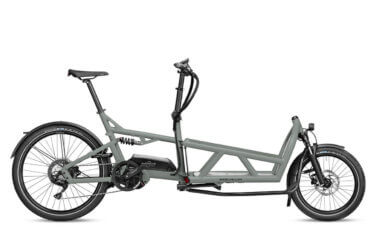 Riese & Muller Load 60 Touring Tundra Grey Matt for sale - Propel eBikes