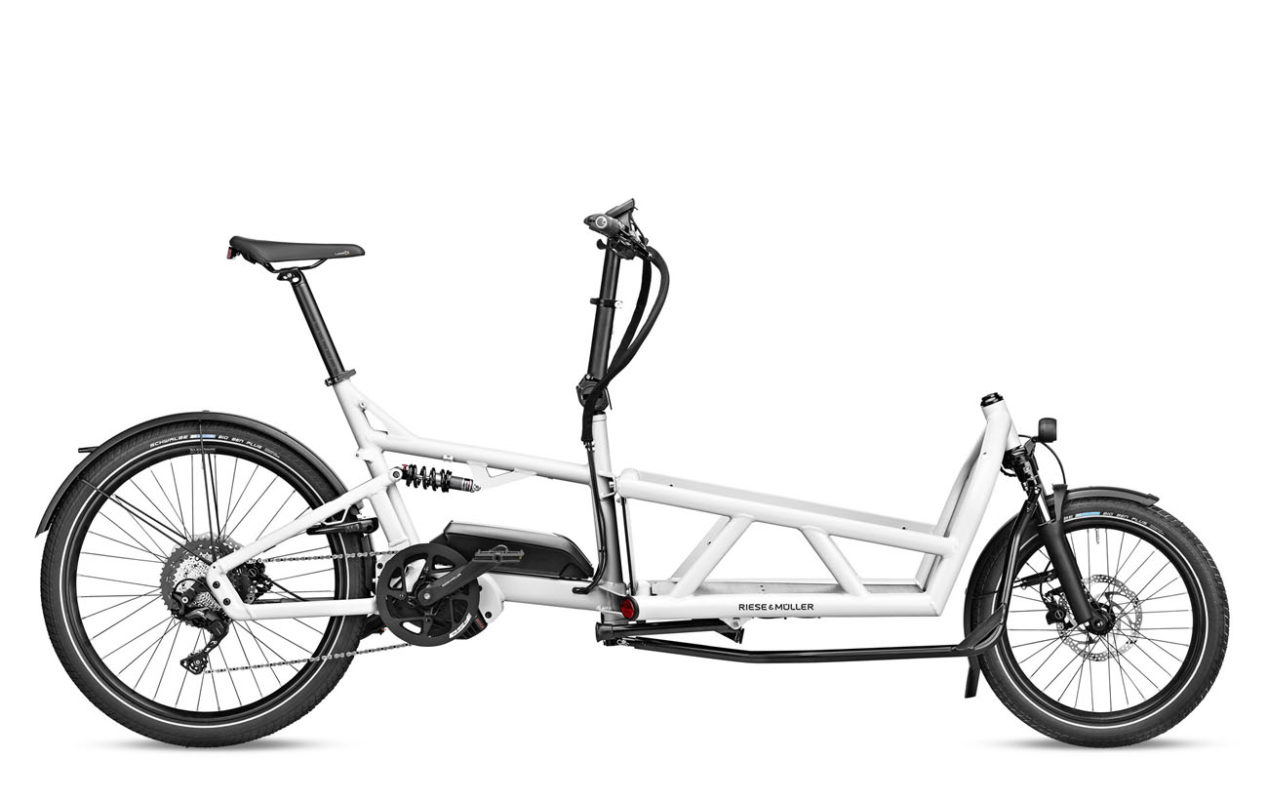 Riese & muller Load 60 Touring HS