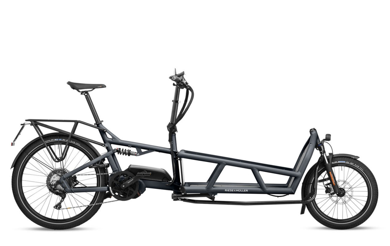 Riese & Muller Load 75 Touring HS