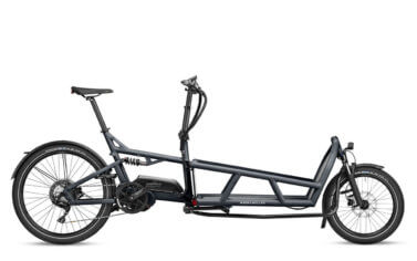 Riese & Muller Load 75 Touring Coal Grey Matt for sale - Propel E-Bikes