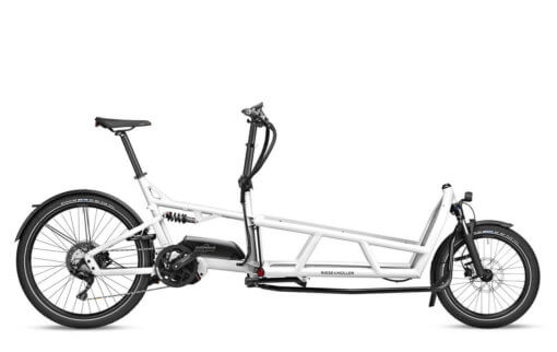 Riese & Muller Load 75 Touring White for sale - Propel E-Bikes
