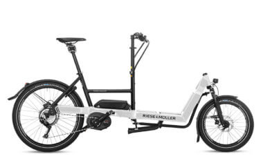 Riese & Muller Packster 40 Touring Light Grey for sale - Propel eBikes