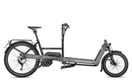 Riese & Muller Packster 60 Touring HS Urban Grey Metallic for sale - Propel eBikes