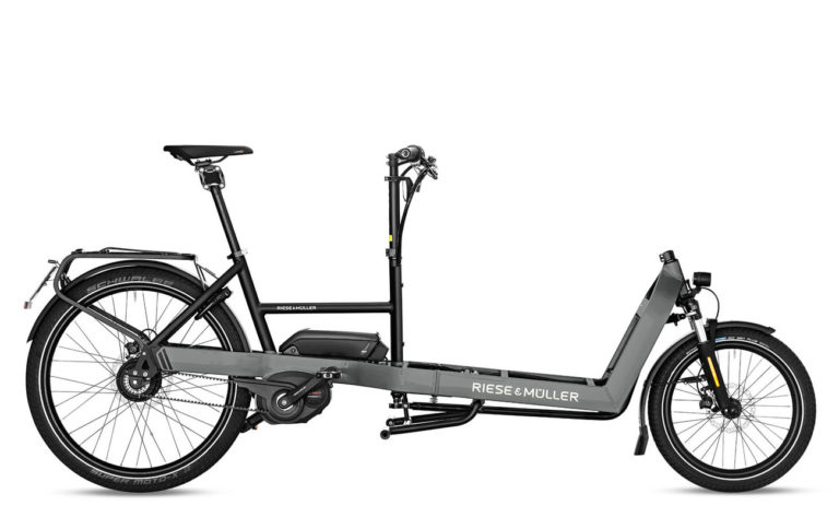 Riese & Muller Packster 60 Vario HS Urban Grey Metallic for sale - Propel eBikes