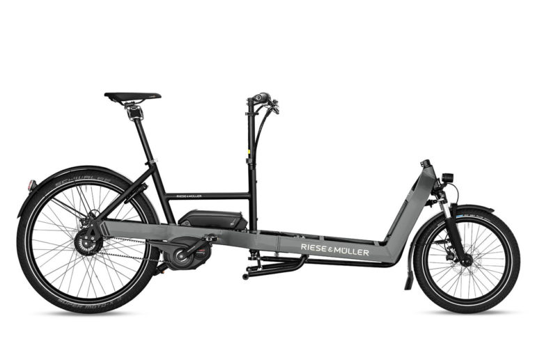 Riese & Muller Packster 60 Vario Urban Grey Metallic for sale - Propel eBikes