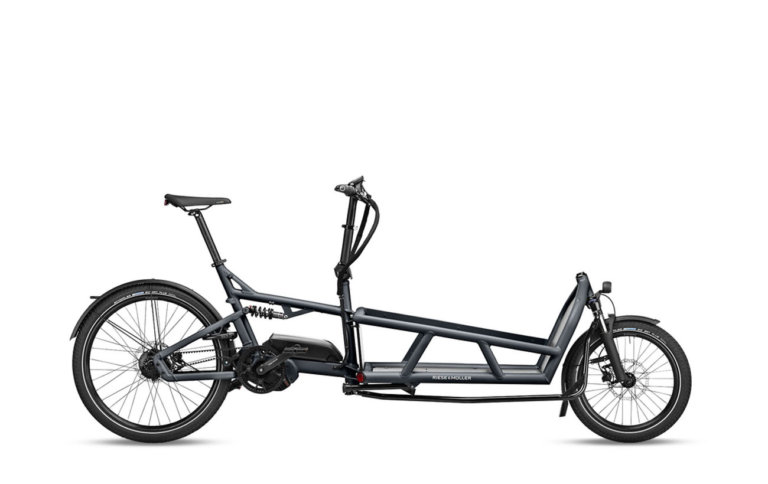 Riese & Muller Load 75 Vario Coal Grey Matt - Propel E-Bikes