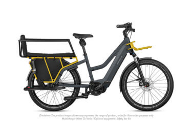 Riese and Muller Multicharger Mixte GT Vario Grey Curry - Propel E-Bikes