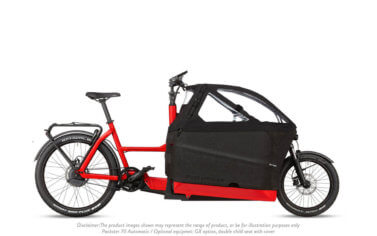Riese and Muller Packster 70 Automatic Chill Matt - Propel E-Bikes