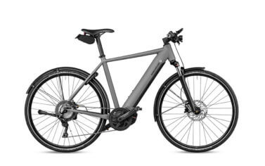 Riese and Muller Roadster Touring Grey Matt - Propel E-Bikes