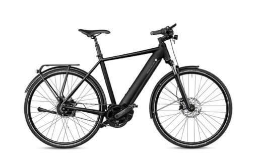 Riese and Muller Roadster Vario Black Matt - Propel E-Bikes