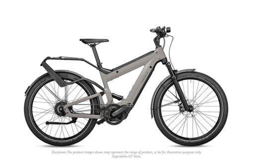 Riese and Muller Superdelite GT Vario Warm Silver Matt - Propel E-Bikes