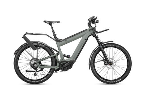 Riese and Muller Superdelite GT Rohloff Tundra Grey Matt - Propel E-Bikes