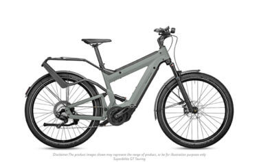 Riese and Muller Superdelite GT Touring Tundra Grey Matt - Propel E-Bikes