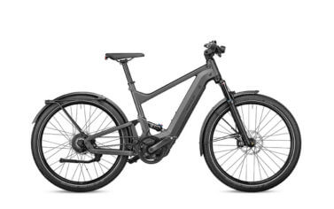 Riese and Muller Delite GT Vario Urban Grey Matt - Propel E-Bikes