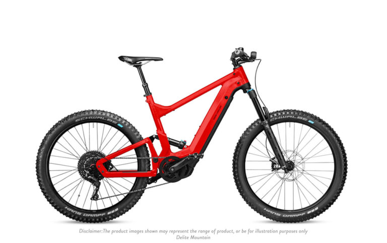 Riese & Muller Delite Mountain Touring Chilli Matt Disclaimer - Propel Electric Bikes
