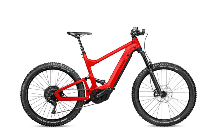 Riese & Muller Delite Mountain Touring Chilli Matt - Propel Electric Bikes