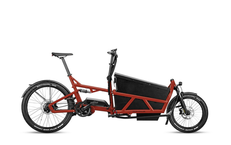 Riese and Muller Load 60 Rohloff Sunset - Propel E-Bikes