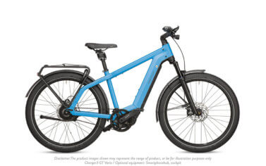 Riese and Muller Charge r3 GT Vario Caribbean Matt - Propel Electric Bikes