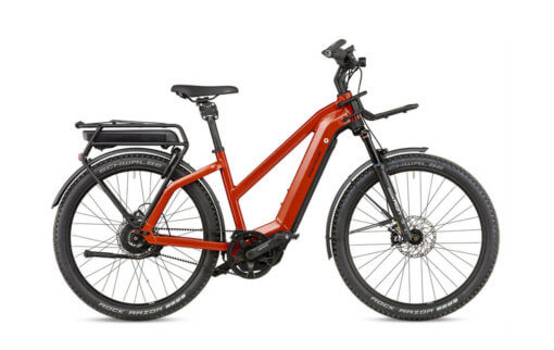 Riese and Muller Charger 3 Mixte GT Vario Sunrise - Propel Electric Bikes