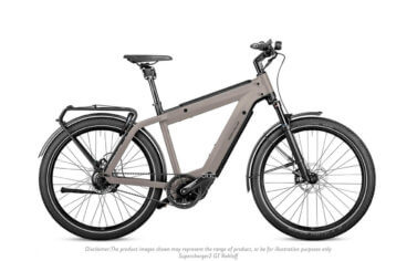 Riese & Muller Supercharger2 GT Rohloff Warm Silver Matt - Propel Electric Bikes