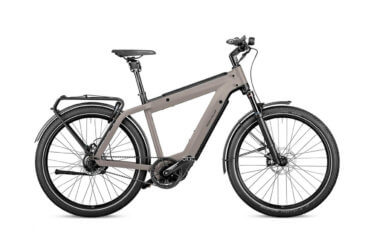Supercharger2 GT Rohloff Warm Silver Matt - Propel Electric Bikes