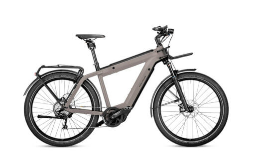 Supercharger2 GT Touring Warm Silver Matt - Propel Electric Bikes
