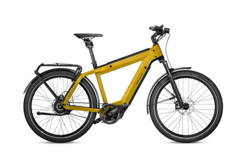 Riese & Muller Supercharger2 GT Vario Curry Matt - Propel Electric Bikes