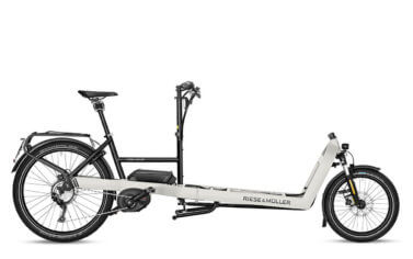 Riese & Muller Packster 80 Touring HS Light Grey for sale - Propel eBikes