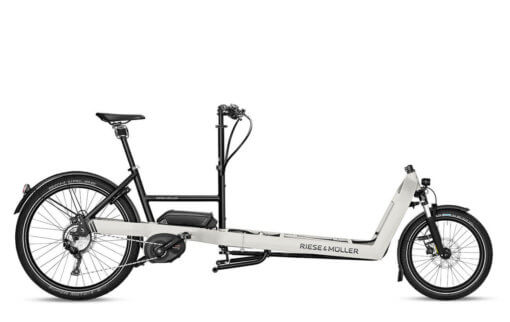 Riese & Muller Packster 80 Touring Light Grey for sale - Propel eBikes