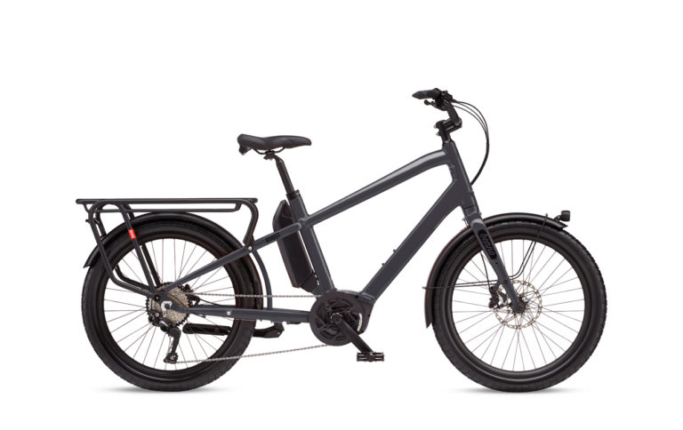 Benno Boost E 10D Speed Gray - Propel Electric Bikes