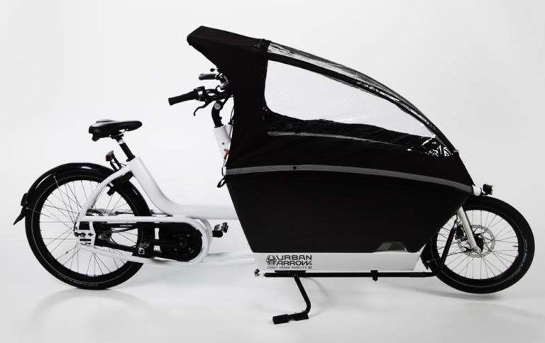 Urban Arrow Raincover for sale - Propel Electric Bikes