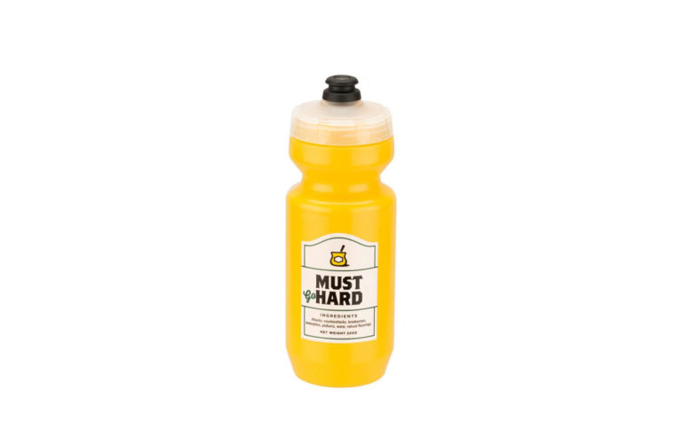 Spurcycle Must Go Hard Water Bottle for sale - Propel eBikes