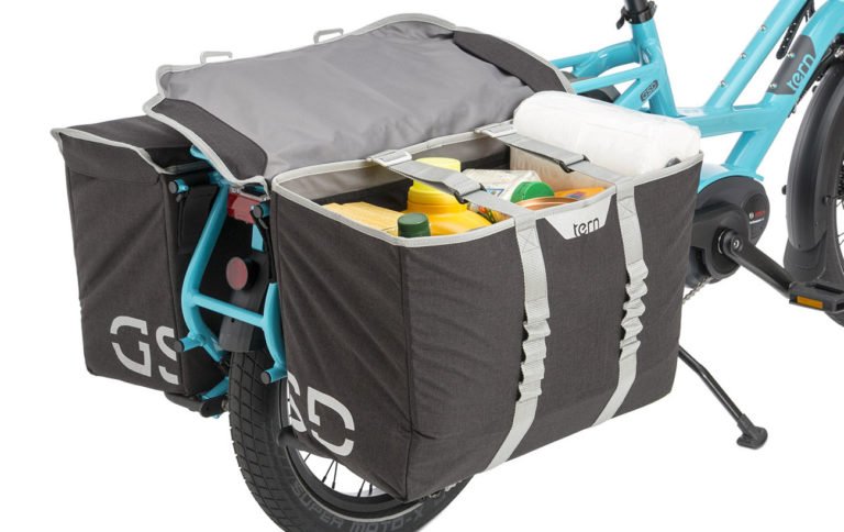 Tern Cargo Hold Panniers - Propel Electric Bikes