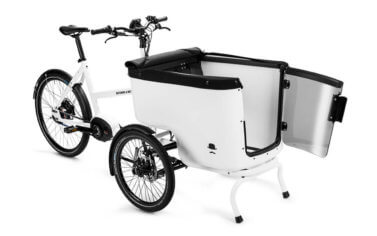 Butchers & Bicycles Soft Flat Cover for sale - Propel Electric Bikes