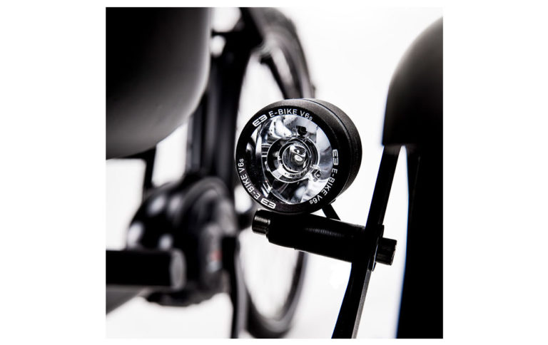 Butchers & Bicycles Supernova Integrated Lighting - Propel E-Bikes