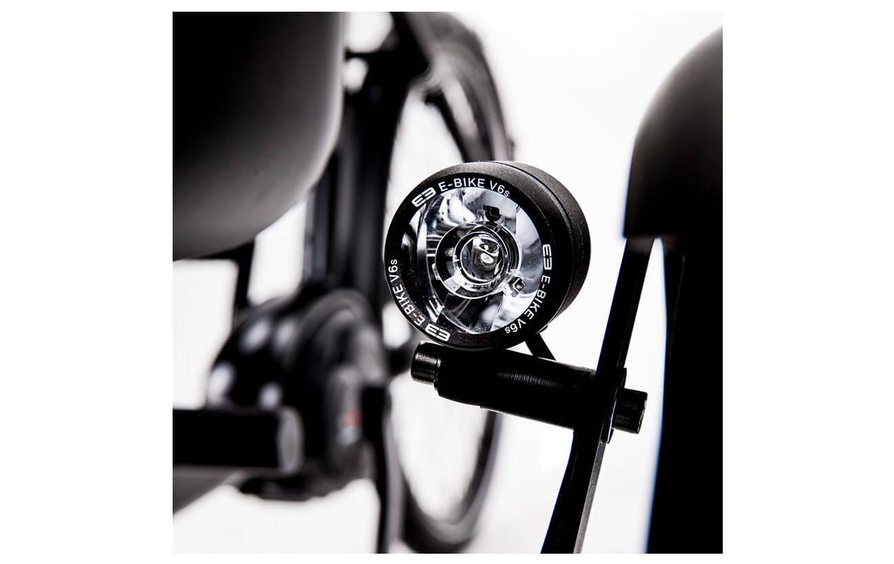 Bicycles Supernova Integrated Lighting, Butchers & Bicycles Supernova Integrated Lighting
