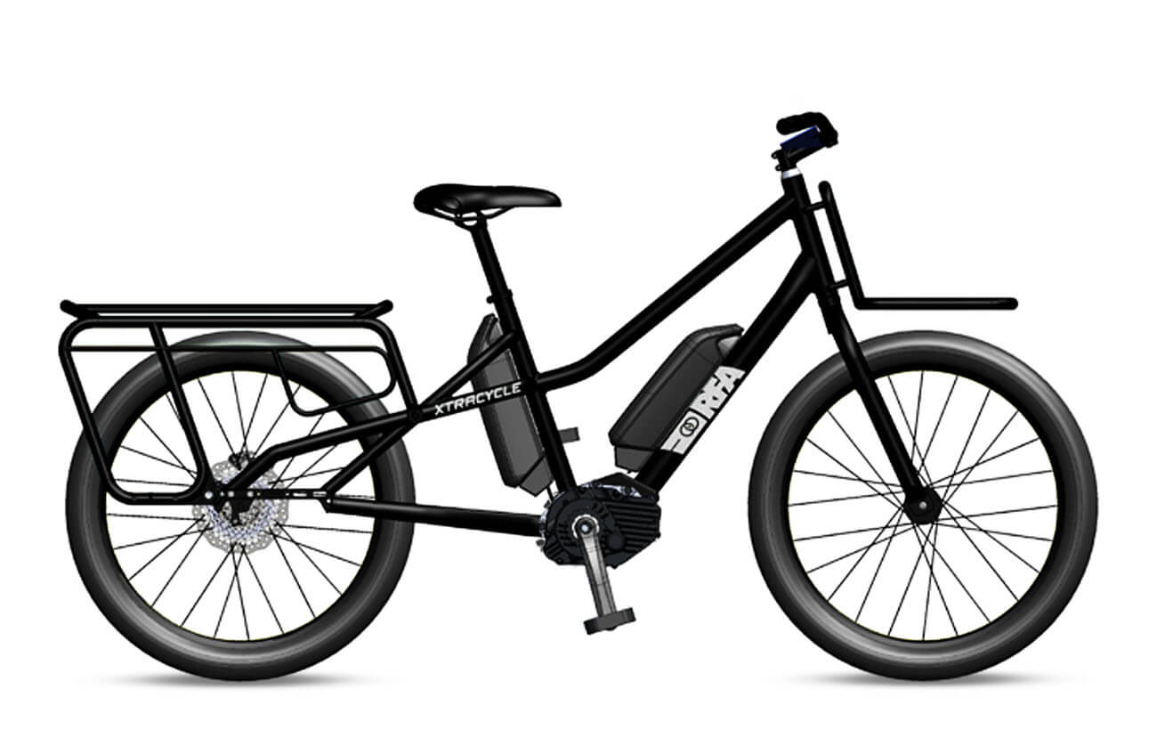 Xtracycle RFA Utility Stock | Propel Electric Bikes ...