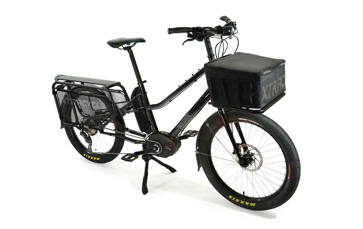 Xtracycle RFA Utility Demo