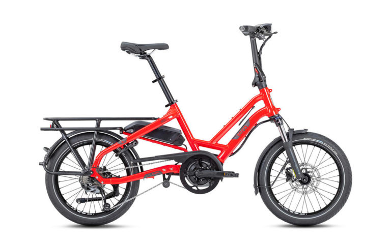 Tern HSD P9 G1 Red for sale - Propel eBikes