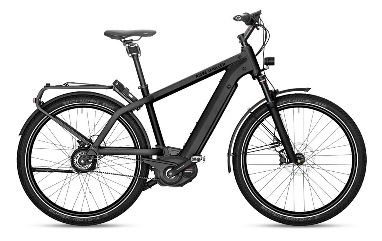 Riese & Muller Charger GH Vario | Propel Electric Bikes |