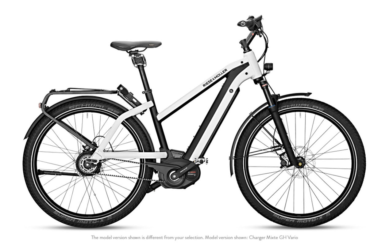 Riese & Muller Charger Mixte GT Vario HS