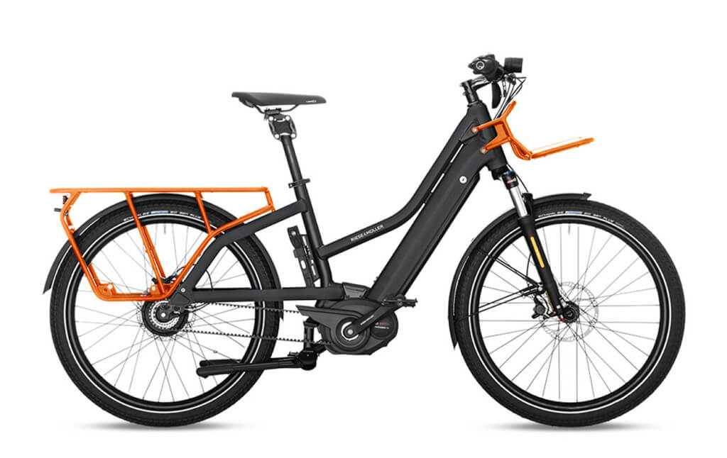 Riese & Muller Multicharger Mixte Vario HS