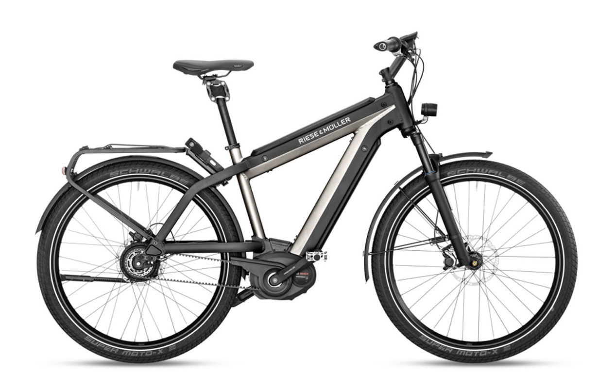 Riese & Muller Supercharger GH Vario